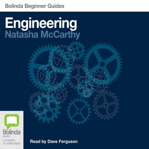 Engineering: Bolinda Beginner Guides audiobook cover art