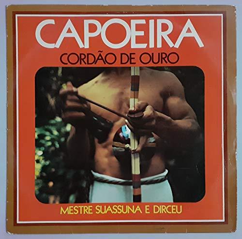 Lp Capoeira Cordão de Ouro Mestre Suassuna e Dirceu - 1975