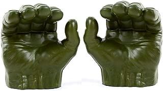 Hulk Faust Handschuhe Marvel Avengers Gamma Grip Cosplay Zubehör Handschuhe für Party