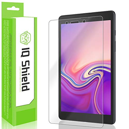 IQShield Screen Protector Compatible with Samsung Galaxy Tab A (8 inch, 2019 SM-T290, SM-T295) LiquidSkin Anti-Bubble Clear Film