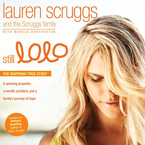 Still Lolo audiobook cover art