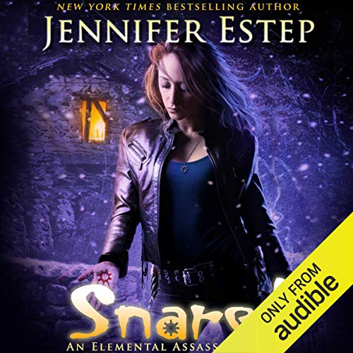 Snared cover art