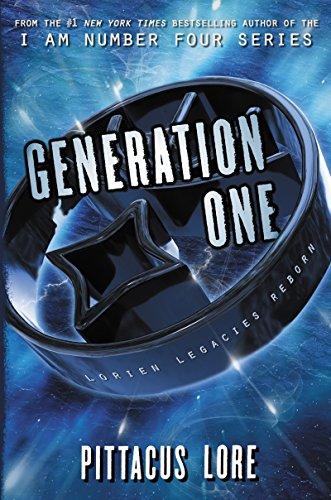 Generation One (Lorien Legacies Reborn Book 1) (English Edition)