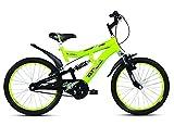 BSA Champ Cybot Bike, 20' (Fresh Green Black)