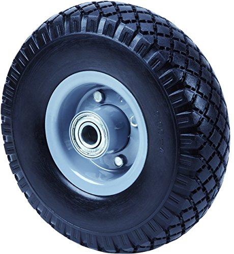 Alex RIFB banden, ruimtevast, metallic velg, 260 mm diameter, max. Draaglast: 100 kg.