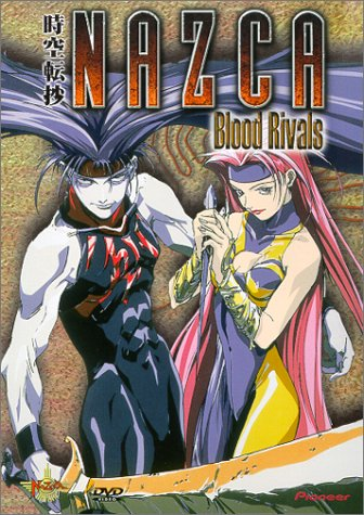 Nazca - Blood Rivals (Vol. 2)
