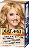 Diadem Seiden-Color-Creme Haarfarbe 795 Goldblond Stufe 3, 3er Pack(3 x 170 ml)