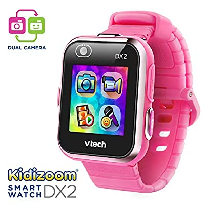 VTech KidiZoom Smartwatch DX2 Pink
