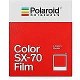 【国内正規品】 Polaroid Originals インスタントフィルム Color Film for SX-70 カラーフィルム 8枚入り 4676