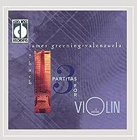 Partitas for Solo Violin