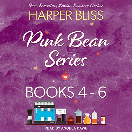 Pink Bean Series, Books 4-6 Titelbild