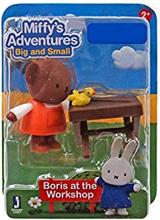Miffy's Adventures Big and Small-Boris at the Workshop