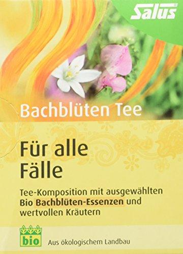 Salus Bachblüten-Tee für alle Fälle Bio 15 FB, 2er Pack (2 x 30 g)