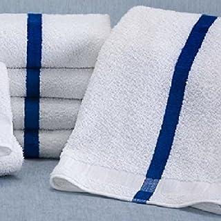 24 new hotel bath towels grade 24x50 100/% cotton new unused heavy duty