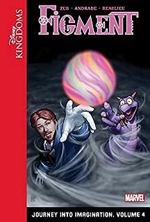 Disney Kingdoms Figment 4: Journey into Imagination