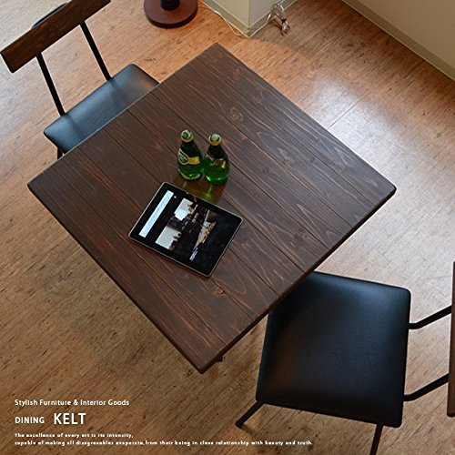 ヴィンテージ調カフェテーブルケルトカフェテーブル