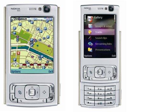 Nokia N95 Smartphone sand