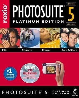 Roxio PhotoSuite 5 Platinum