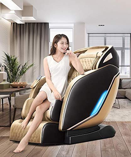 CAREFIT Premium Luxury India's Latest Full Body Massage Chair 4D Control Stress & Pains for Home &...