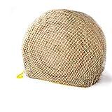 Texas Haynet - Heavy Gauge Round Bale Hay Net - Thick...