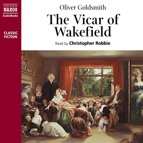 The Vicar of Wakefield  By  cover art