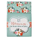101 Blessings for the Best Mom in the World Cards - A Box of Blessings