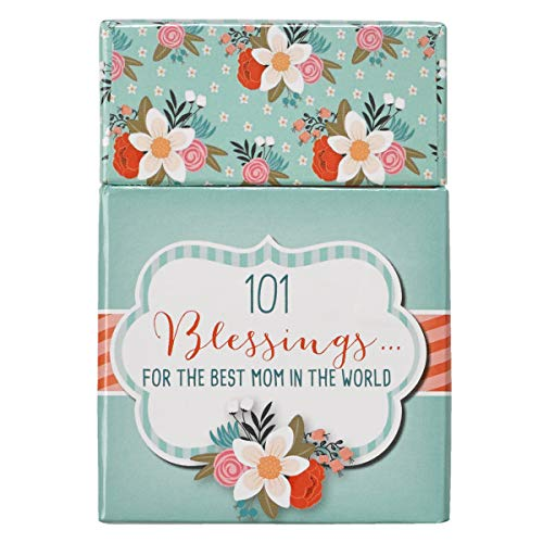 101 Blessings for the Best Mom in the World Cards - A...