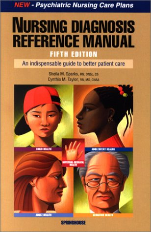 Nursing Diagnosis Reference Manual