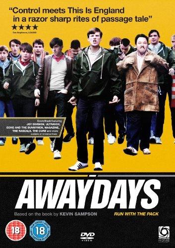 Awaydays [Region 2] by Stephen Graham