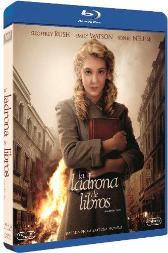 La Ladrona De Libros - Blu-Ray [Blu-ray]