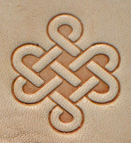 Tandy Leather Craftool� 3-D Stamp Celtic Knot 8589-00