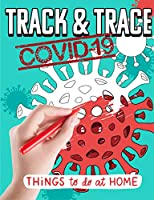TRACK AND TRACE COVID-19 ACTIVITY BOOK