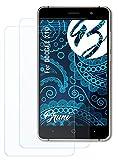 Bruni Schutzfolie kompatibel mit DOOGEE X10 Folie, glasklare Bildschirmschutzfolie (2X)