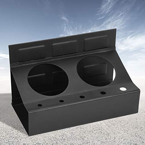 Cocoarm spuitbushouder, magnetische spuitbus schroevendraaier gereedschaphouder organizer opslag voor 2 dozen 5 schroevendraaiers 215 x 120 x 130 mm