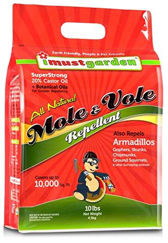 Best castor oil pellets for moles