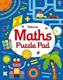 Maths Puzzles Pad (Tear-off Pads)