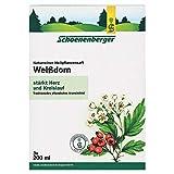 Schoenenberger Weißdorn, Naturreiner Heilpflanzensaft – zur Unterstützung der Herz-Kreislauf-Funktion - freiverkäufliches Arzneimittel, 600 ml