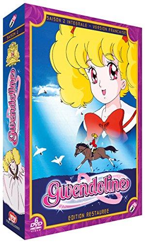 Gwendoline (réalisateur de Candy) -Intégrale Saison 2-Edition Restaurée (6 DVD)