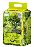 Floragard Bio Kräuter- und Aussaaterde 20 L • torfreduzierte Bio-Spezialerde • mit Bio-Naturdünger und Perlite • für Aussaaten