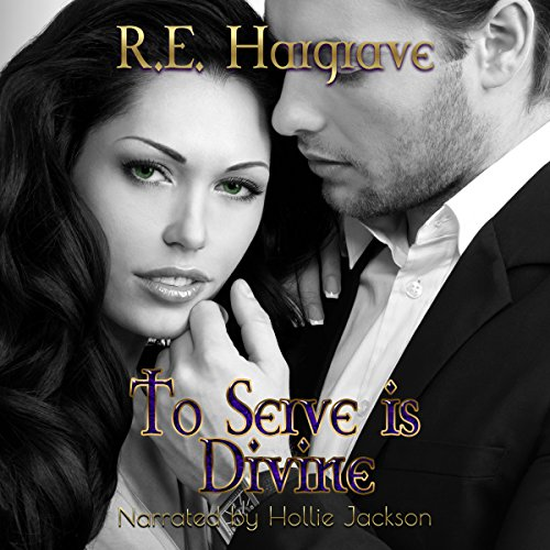 To Serve Is Divine audiobook cover art