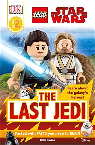 DK Readers L2: Lego Star Wars: The Last Jedi (Dk Readers. Star Wars)