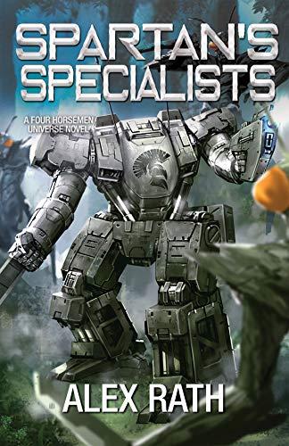 Spartan's Specialists (Four Horsemen Tales Book 12)