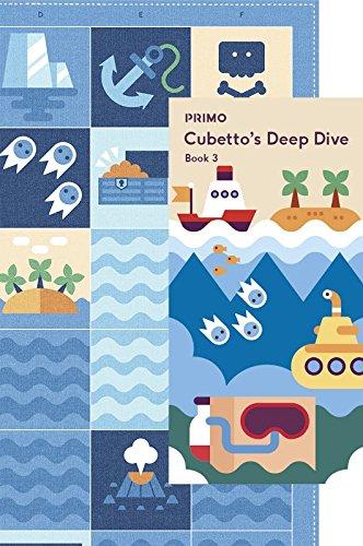 Primo Toys PRIMO009A-EN Blue Ocean Adventure Pack