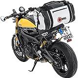 QBag Motorrad-Hecktasche Hecktasche/Gepäckrolle wasserdicht 04, widerstandsfähig, reißfest,...