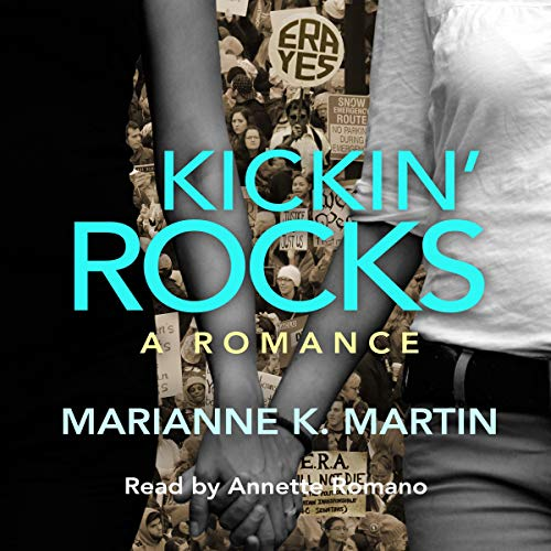 Kickin' Rocks: A Romance audiobook cover art