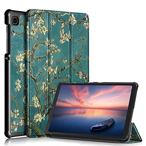 TTVie Funda para Samsung Galaxy Tab A7 Lite, Carcasa Ultra Delgado y Ligero con Cubierta de Soporte para Samsung Galaxy Tab A7 Lite - Tablet de 8,7