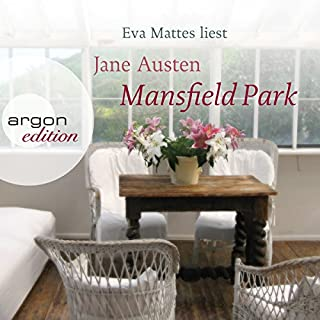 Mansfield Park                   Autor:                                                                                                                                 Jane Austen                               Sprecher:                                                                                                                                 Eva Mattes                      Spieldauer: 17 Std. und 16 Min.     376 Bewertungen     Gesamt 4,4