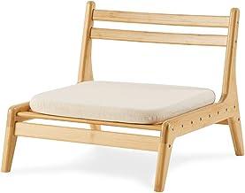 كرسي من الخيزران لغرفة المعيشة كرسي شرفة ياباني مع وسادة للأثاث
