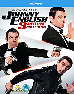 Johnny English - 3-Movie Collection