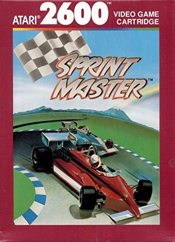 Atari 2600 - Sprint Master